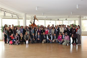 HOME IV attendees